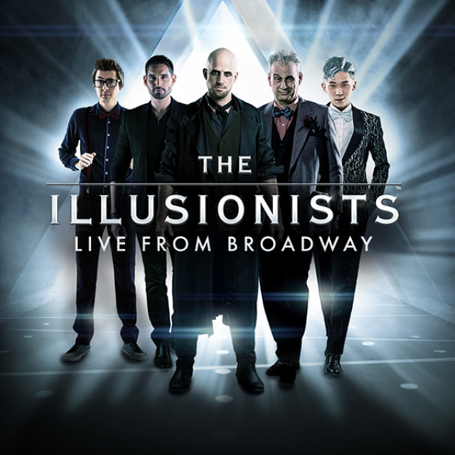 The Illusionists Live from Broadway poster