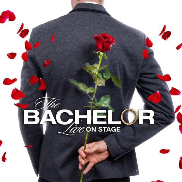 The Bachelor Live on Stage poster