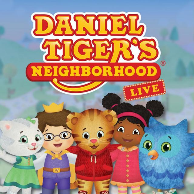 Daniel Tiger's Neighborhood Live poster