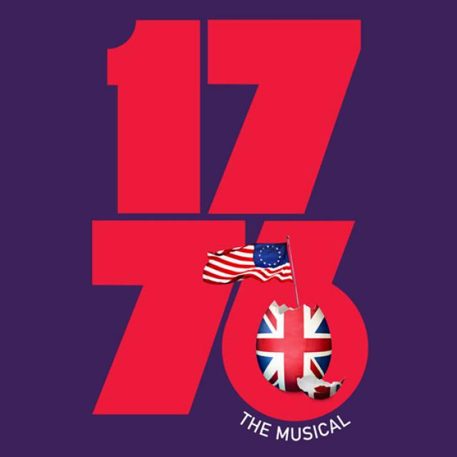 1776 The Musical poster