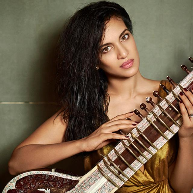 Anoushka Shankar photo