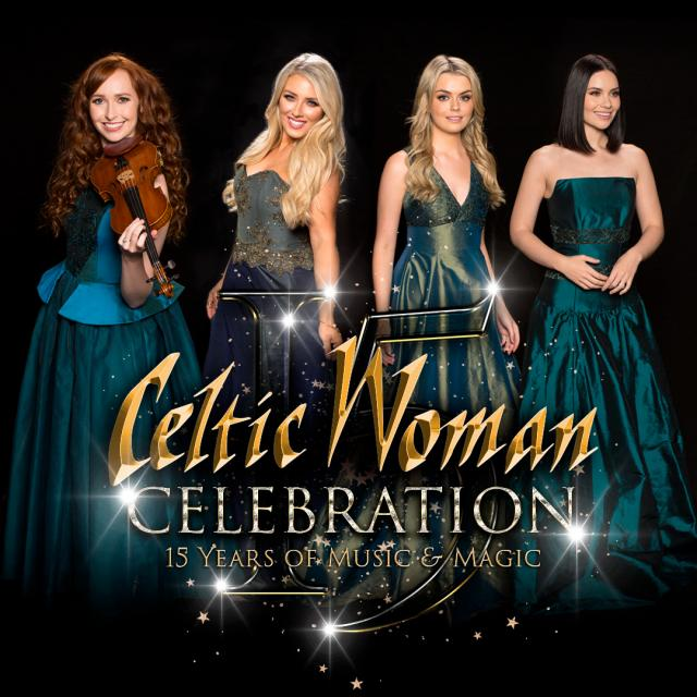 Celtic Woman Celebration poster revised