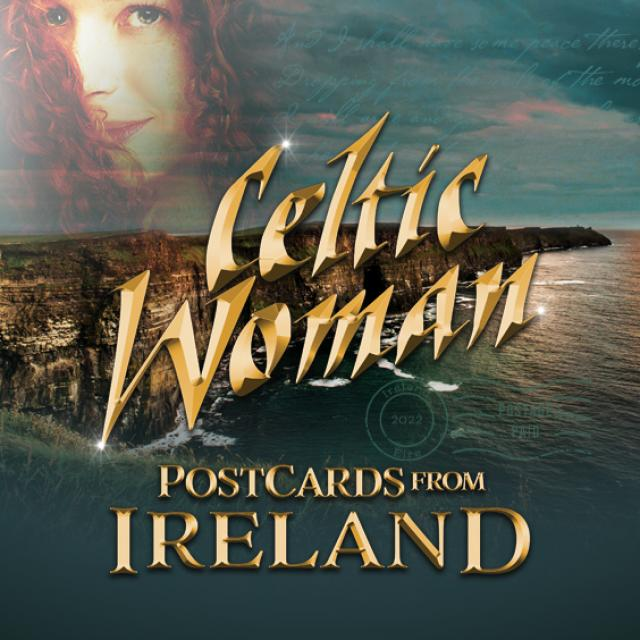 Celtic Woman Postcards from Ireland artwork