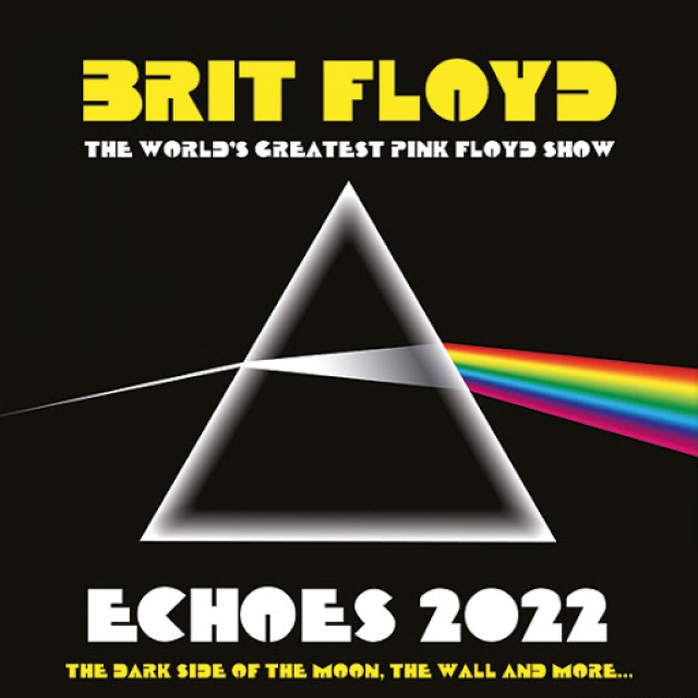 Brit Floyd 2022 Tour Art