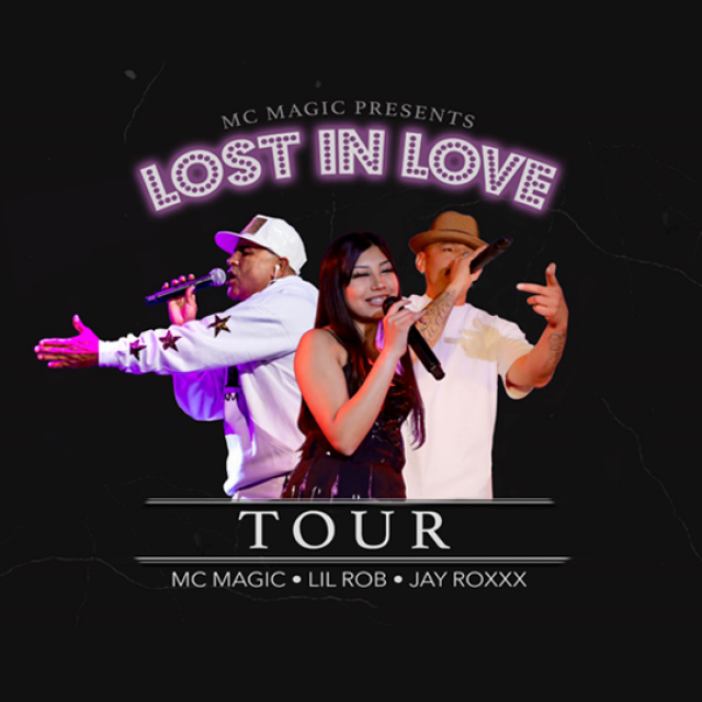Lost in Love tour art