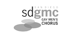 San Diego Gay Men's Chorus Logo